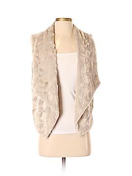 Love Token Faux Fur Jacket Size S