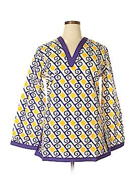 TRACY NEGOSHIAN Long Sleeve Blouse Size XL
