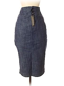 London Jean Denim Skirt Size 6