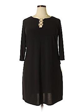 MSK Casual Dress Size 1X (Plus)