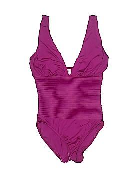 Badgley Mischka One Piece Swimsuit Size 8