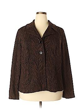 Charter Club Jacket Size 3X (Plus)