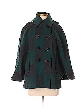 Cartonnier Wool Coat Size XS