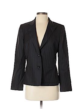 Petite Sophisticate Wool Blazer Size 8