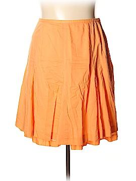 Garnet Hill Casual Skirt Size 18 (Plus)
