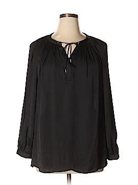 Ellos Long Sleeve Blouse Size 14
