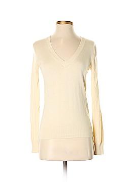 Moda International Long Sleeve Silk Top Size XS
