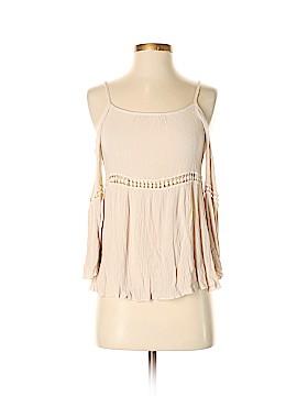 Peach Royal 3/4 Sleeve Blouse Size S
