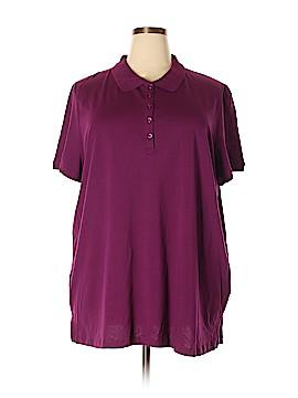Roaman's Short Sleeve Polo Size 26 (2X) (Plus)