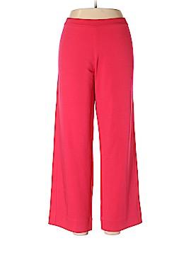 Joan Vass Casual Pants Size 16 (Petite)