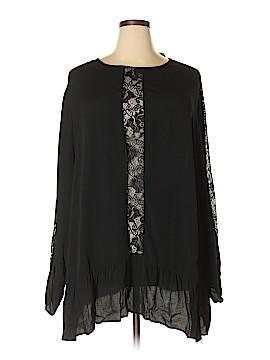 ASOS 3/4 Sleeve Blouse Size 24 (Plus)