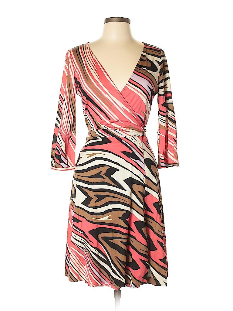 8e22361b8 Diane von Furstenberg Exclusively for Neiman Marcus 100% Silk Print ...