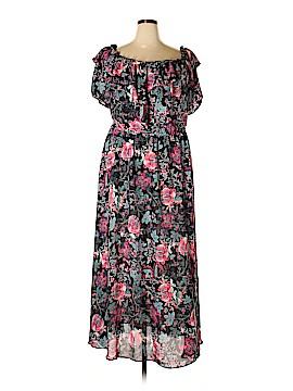 Boutique + Casual Dress Size 2X (Plus)