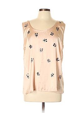 LC Lauren Conrad Sleeveless Blouse Size XL