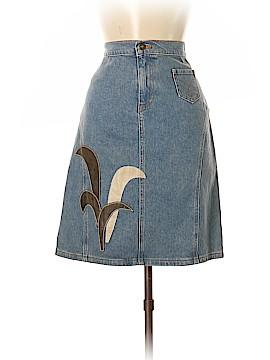 Laundry by Shelli Segal Denim Skirt Size 6
