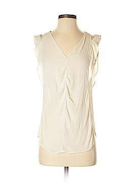 Zara W&B Collection Sleeveless Blouse Size XS