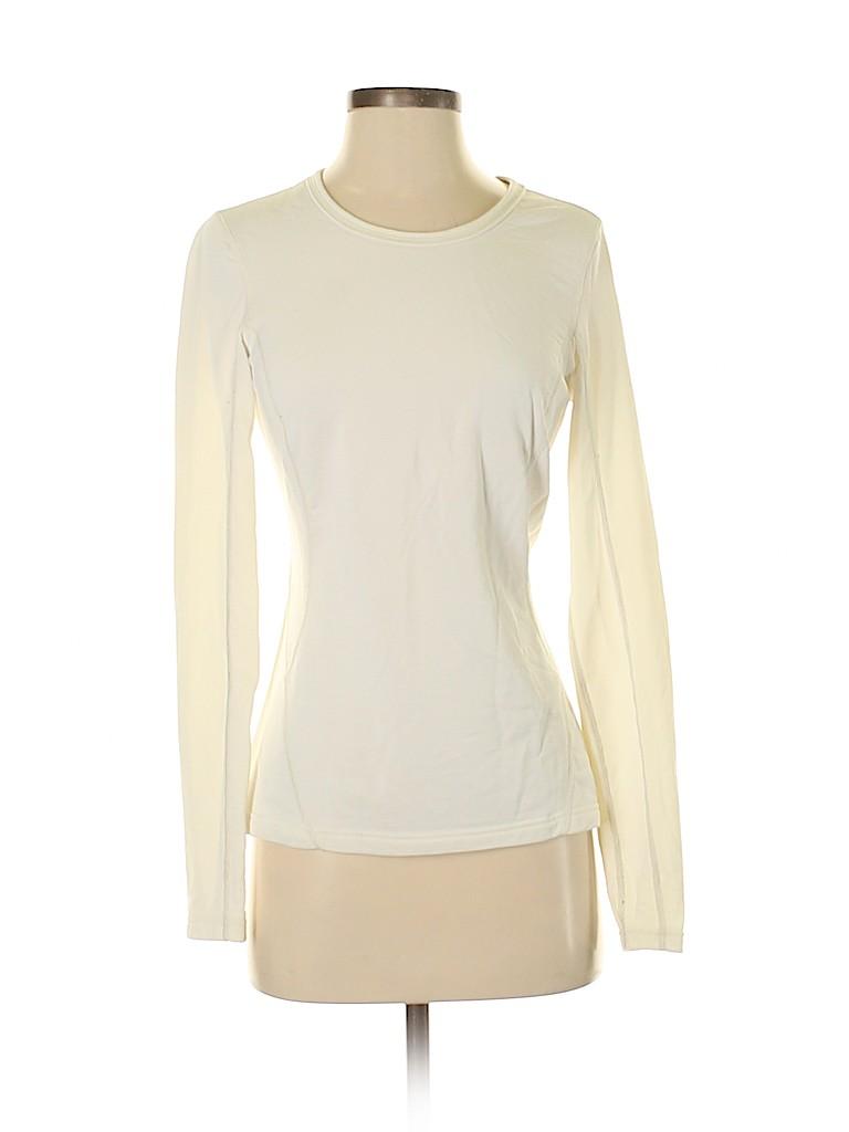 Lands' End Women 3/4 Sleeve T-Shirt Size XS