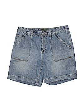 L-RL Lauren Active Ralph Lauren Denim Shorts Size 10