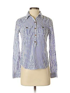Abercrombie Long Sleeve Button-Down Shirt Size L