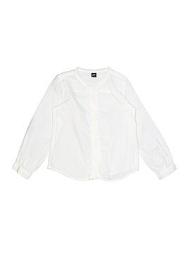 Baby Gap Long Sleeve Button-Down Shirt Size 5T