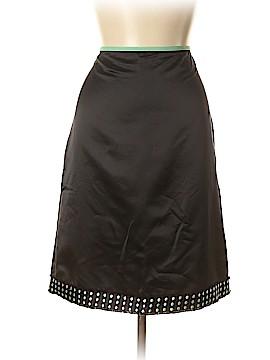 White + Warren Silk Skirt Size 12