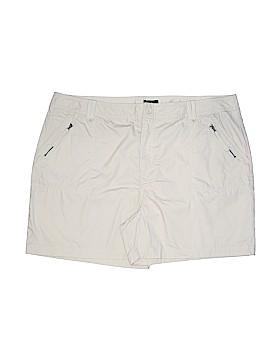 SONOMA life + style Khaki Shorts Size 22 (Plus)