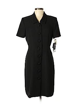 Kasper A.S.L. Casual Dress Size 8 (Petite)