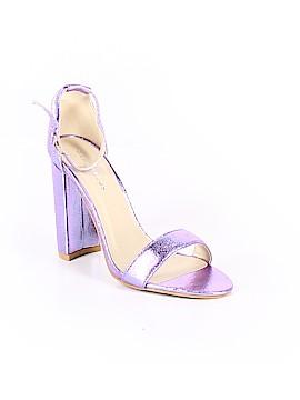 Glamorous Heels Size 4