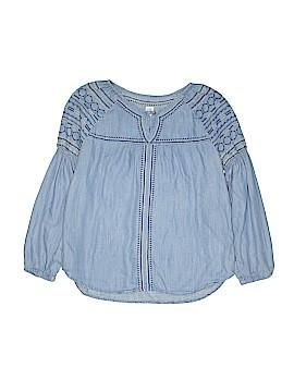Gap Kids Long Sleeve Blouse Size X-Large (Youth-Plus)