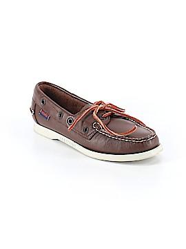 Sebago Flats Size 8
