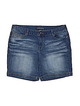 Maurices Denim Shorts Size 15/16