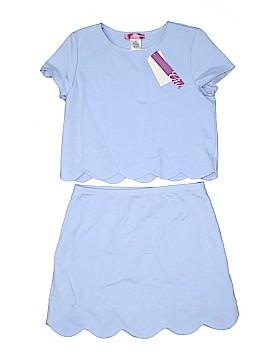 Aqua Skirt Size M (Kids)