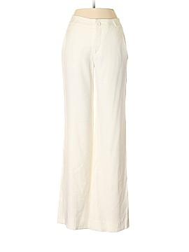 CAbi Linen Pants Size 2