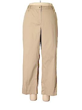 Jones New York Khakis Size 18 (Plus)