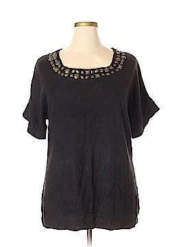 Marisa Christina Pullover Sweater Size 1X (Plus)