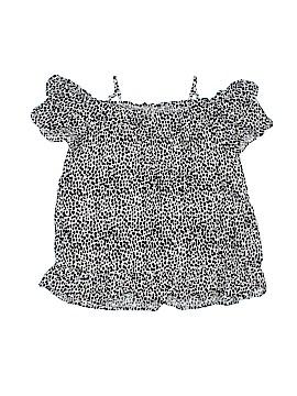 Old Navy Short Sleeve Blouse Size 14