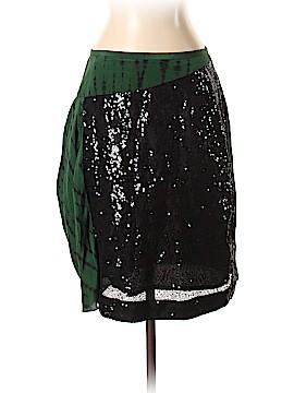 Sachin + Babi for Ankasa Silk Skirt Size 8