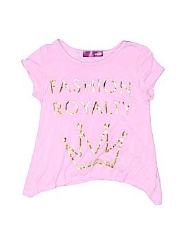 Aqua Short Sleeve T-Shirt Size 4T