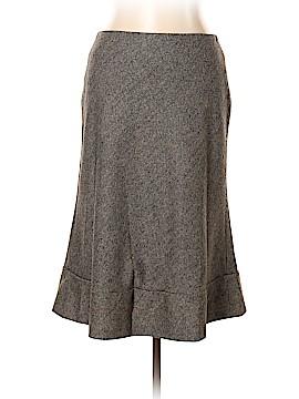 Lands' End Wool Skirt Size 13