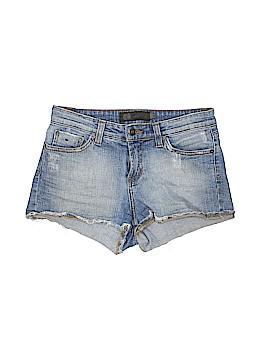John Eshaya Denim Shorts Size 6