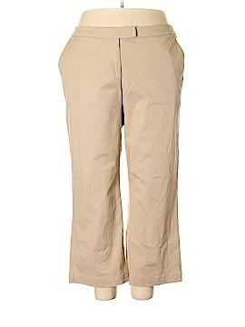 Liz & Me Khakis Size 22 WPetite (Plus)