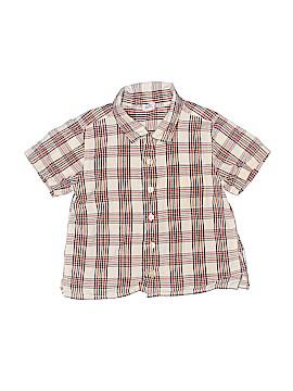 Baby Gap Short Sleeve Button-Down Shirt Size 3T