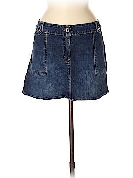 CALVIN KLEIN JEANS Denim Skirt Size 9