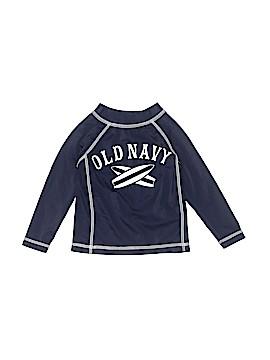 Old Navy Rash Guard Size 12-18 mo