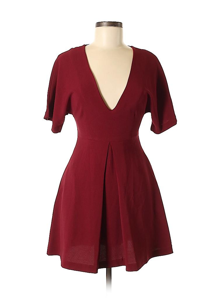 Nasty Gal Inc. Women Casual Dress Size XXS