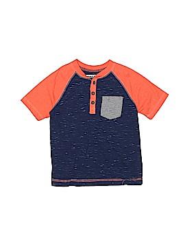 Arizona Jean Company Short Sleeve Henley Size 5