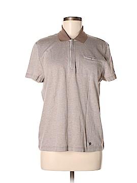 Calvin Klein Collection Short Sleeve Polo Size M
