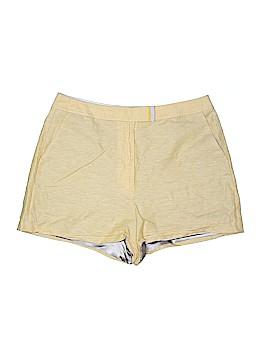T Tahari Khaki Shorts Size 16