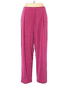 Draper's & Damon's Casual Pants Size 1X (Plus)