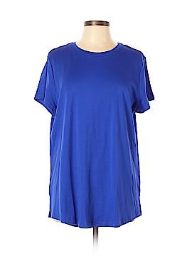 Isaac Mizrahi LIVE! Short Sleeve Top Size XL